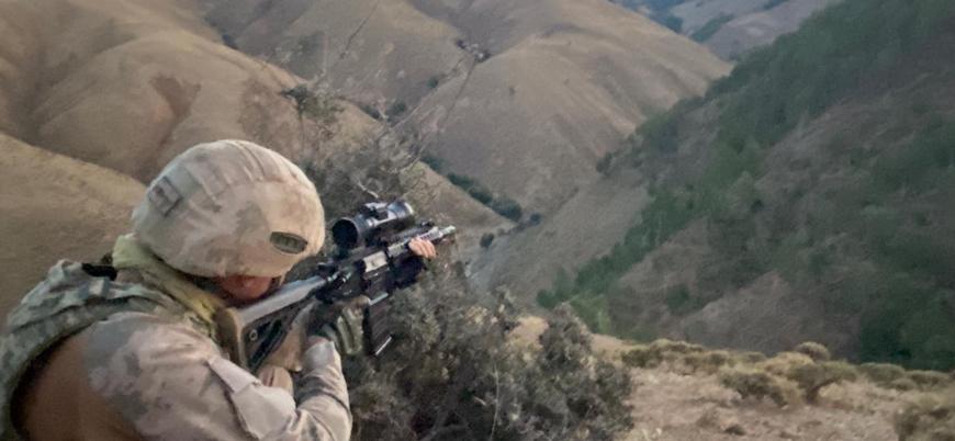 İçişleri Bakanlığı: 'Yıldırım-9 Şenyayla Operasyonu' başladı