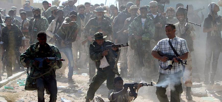 Pentagon raporu: Türkiye'nin Libya'ya gönderdiği paralı askerler güvenliği tehdit ediyor