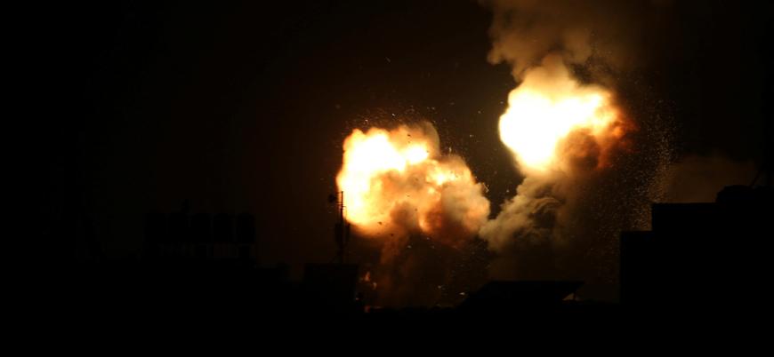 'İsrail Suriye'deki T4 hava üssünü vurdu'