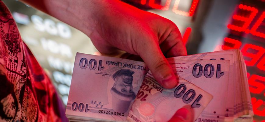 """""""Türk lirası 2021'in en fazla değer kaybeden para birimi oldu"""""""