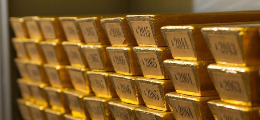 Türkiye'nin altın rezervi 19.4 ton arttı