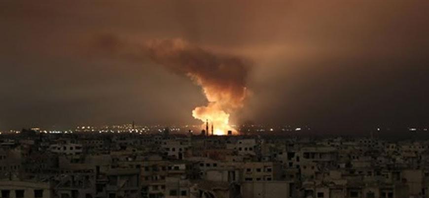 Suriye'de İranlı milislere hava saldırısı: 16 ölü