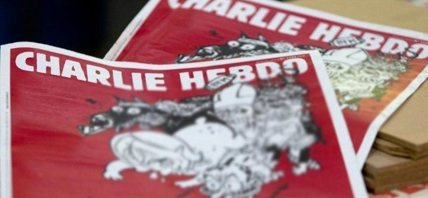 Deva Partisi kurucusundan Charlie Hebdo'ya destek