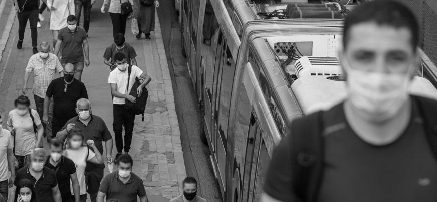 Koronavirüs: Türkiye'de 24 saatte 68 ölüm 1743 vaka