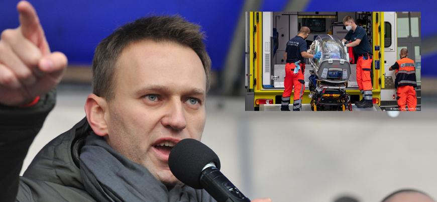 AB'den Rusya'ya 'Navalni yaptırımları' tehdidi