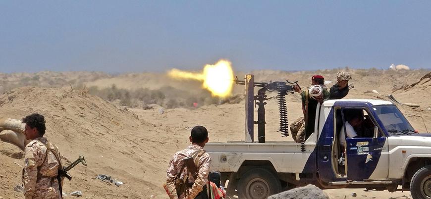 Yemen'in güneyinde BAE destekli güçlerle çatışmalar yeniden başladı