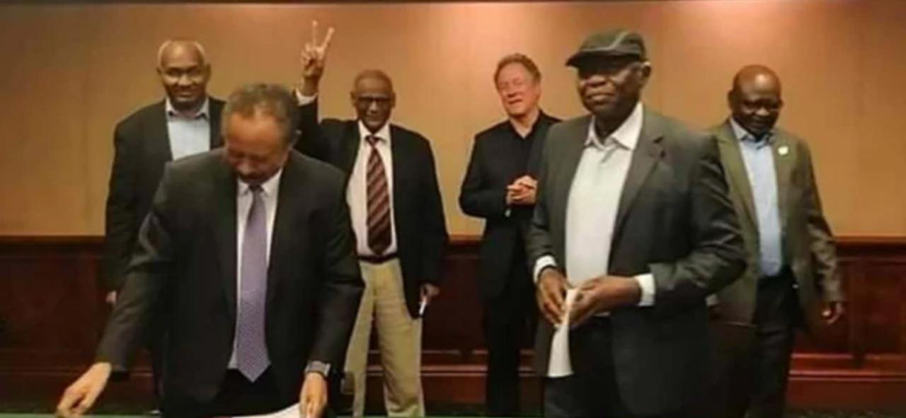 Anlaşma imzalandı: Sudan'da din ve devlet işleri birbirinden ayrılacak