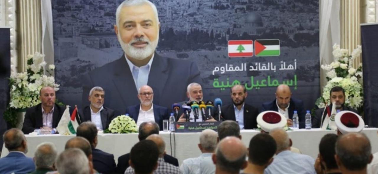 """Heniyye 27 yıl sonra Beyrut'ta: """"Vazgeçmeyeceğimiz 4 stratejik öncelik var"""""""
