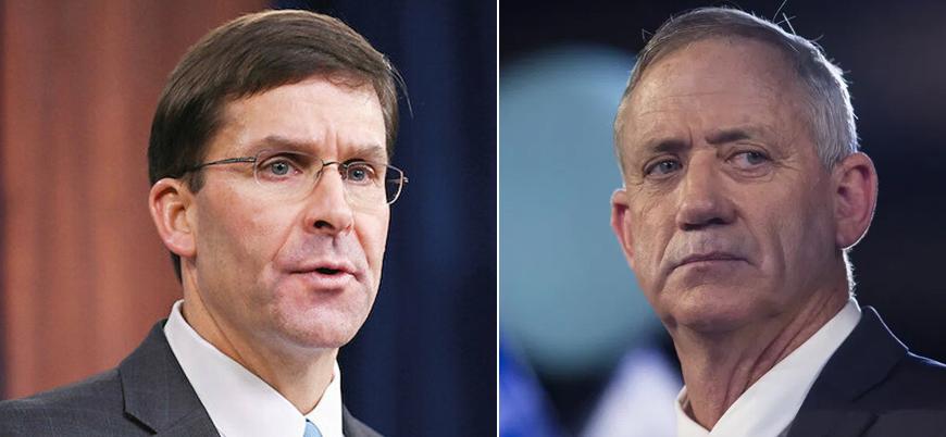 ABD'den İsrail'e BAE ile normalleşme konusunda tebrik mesajı