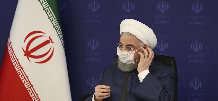 Ruhani: Düşmanlar koronavirüs bahanesiyle ülkeyi karıştırmayı hedefliyor