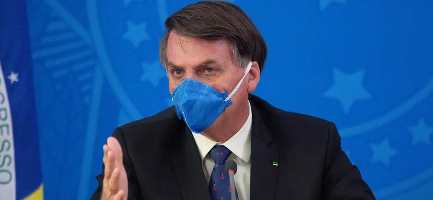 Brezilya Devlet Başkanı Bolsonaro: Çevre örgütleri kanser hücresi
