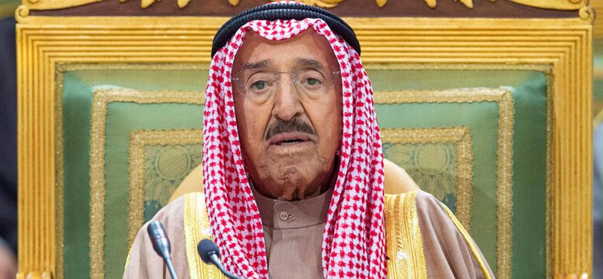 Kuveyt emiri Es-Sabah'ın sağlık durumuyla ilgili açıklama