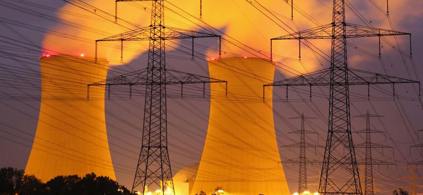 Çin'den iki yeni nükleer enerji projesine onay