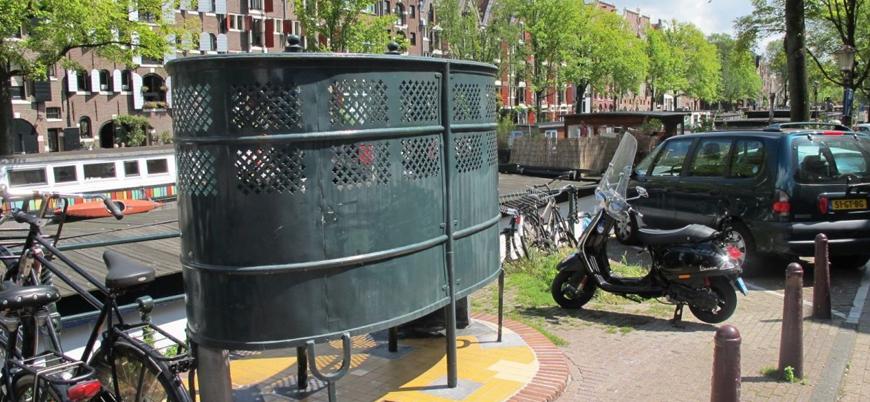 Hollanda'nın başı sokağa tuvaletini yapanlarla dertte: 17 bin kişiye ceza kesildi