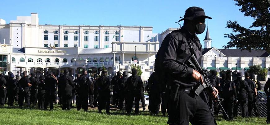 ABD'de polis karşıtı gösteriler hız kesmiyor