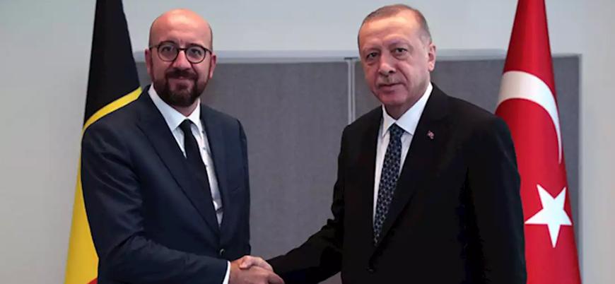 Erdoğan'dan AB'ye 'tarafsız olma' çağrısı
