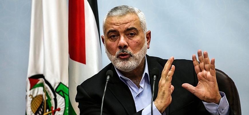 Heniyye'den Filistin için 'ulusal birlik hükümeti' çağrısı