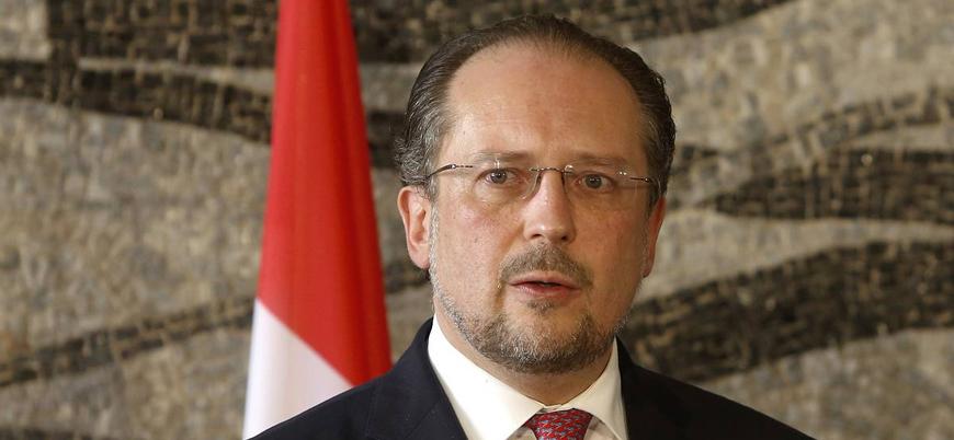 Avusturya Dışişleri Bakanı: Türkiye Avrupa'dan uzaklaşıyor