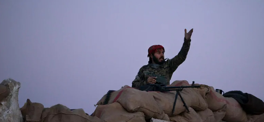 Rusya Humus'taki gaz sahasının kontrolünü IŞİD'e bıraktı