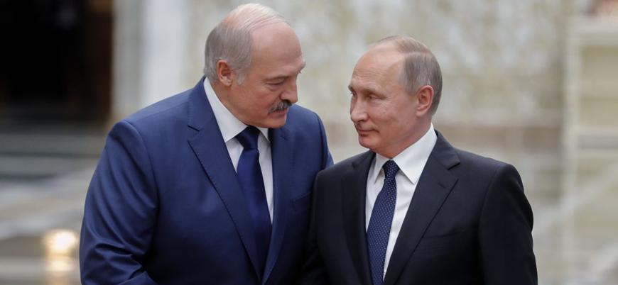 "Lukaşenko Belarus'u Rusya'ya devredebilir"""