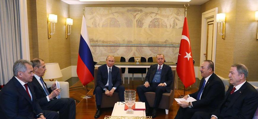 Malta: Libya'da Kaddafi gitti, Erdoğan ve Putin geldi