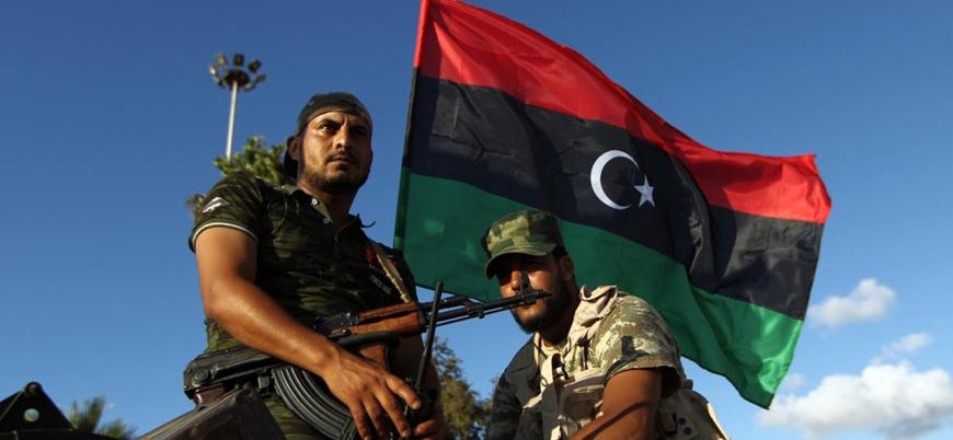 Libya'da 'geçiş hükümeti' önerisi üzerinde anlaşıldı