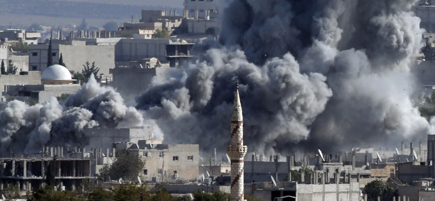ABD koalisyonu Irak ve Suriye'de 6 yılda yaptığı sorti sayısını açıkladı