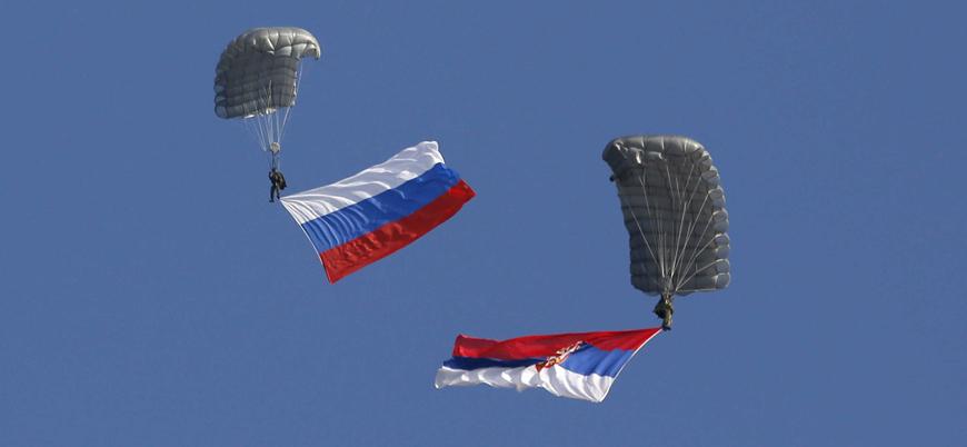 Rusya ve Sırbistan Belarus'ta ortak askeri tatbikat yapacak