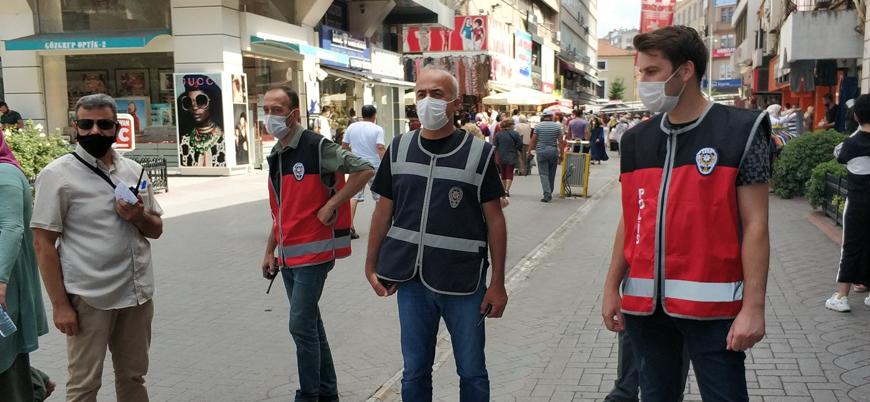 Maske takmak tüm Türkiye'de zorunlu oldu