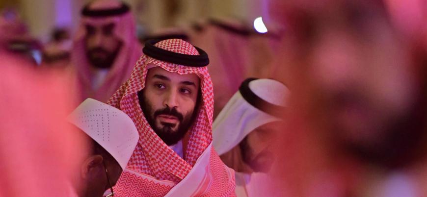 Veliaht Prens Muhammed bin Selman'ın 50 milyon dolarlık fuhuş partisi