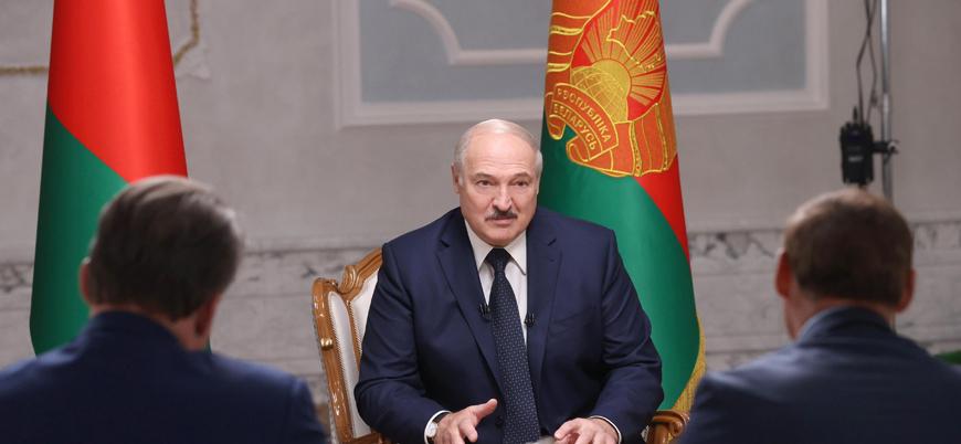 26 yıldır Belarus'u yöneten Lukaşenko: İktidarda biraz fazla kalmış olabilirim