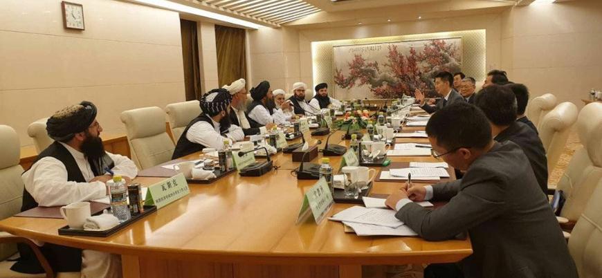 Çin'den Taliban'a 'altyapı' teklifi ve Doğu Türkistan meselesi