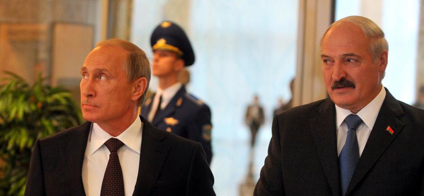 Lukaşenko: Belarus düşerse Rusya da düşer
