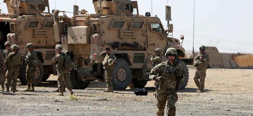 Bağdat'ta ABD koalisyonu konvoyuna saldırı