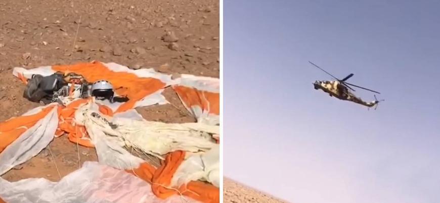 Libya'da Rus MiG-29 savaş uçağı düştü