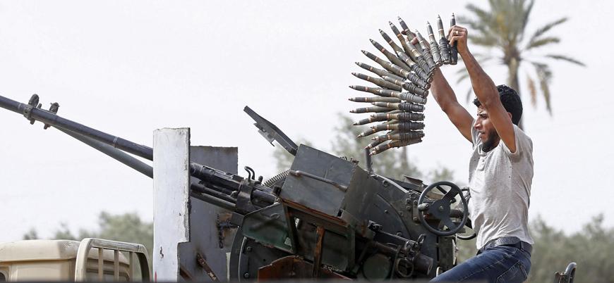 BM: Libya'ya silah ambargosu tamamen etkisiz