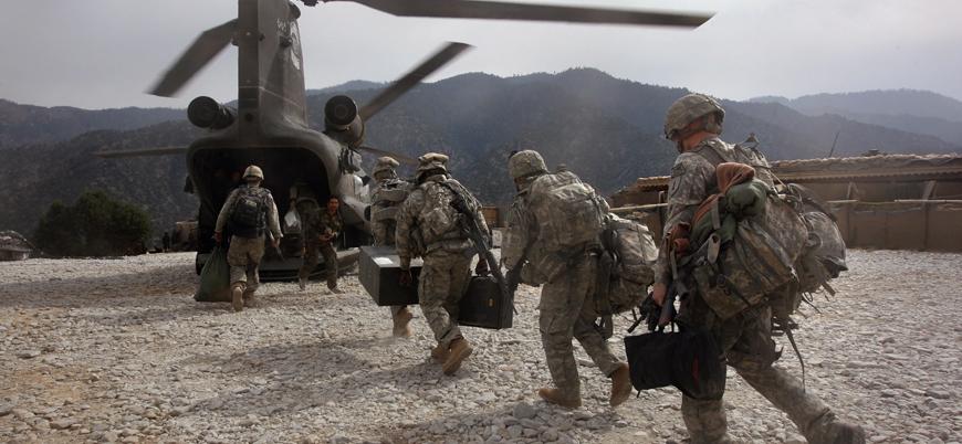 ABD Afganistan'daki askerlerinin yarısını çekiyor