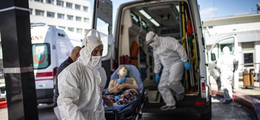 Türkiye'de koronavirüs: 194 can kaybı, 12 bin 171 yeni vaka