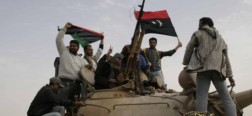ABD Rusya'nın Libya'ya dahil olmasından endişeli