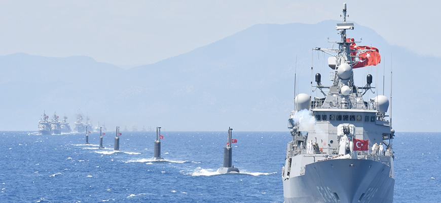 Bloomberg: Türkiye'nin Doğu Akdeniz'deki planları doğal gazla sınırlı değil