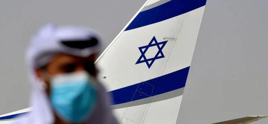 'Suudi Arabistan İsrail'e hava sahasını açacak'
