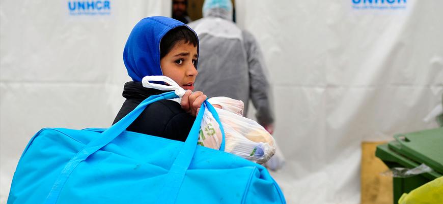 Avrupa ebeveyni olmayan 400 çocuk sığınmacı alacak