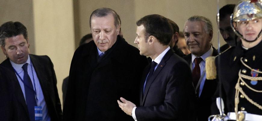Trablus'ta elçilik açan Fransa: Türkiye Libya'dan çekilsin