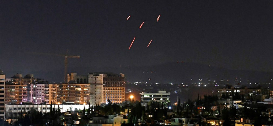 Esed rejimi: İsrail Halep'e hava saldırısı düzenledi