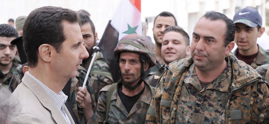 Dera'da biri rejim generali 3 asker suikastla öldürüldü