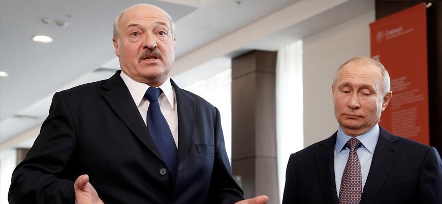 Lukaşenko Moskova'da Putin'le görüşecek
