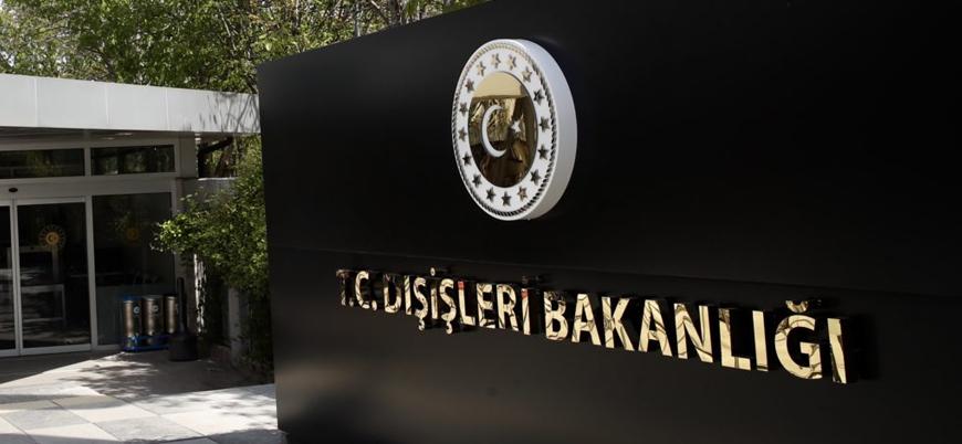 Türkiye'den Bahreyn'in İsrail ile normalleşmesine kınama