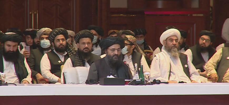 Afganlar arası görüşmeler Katar'da başladı