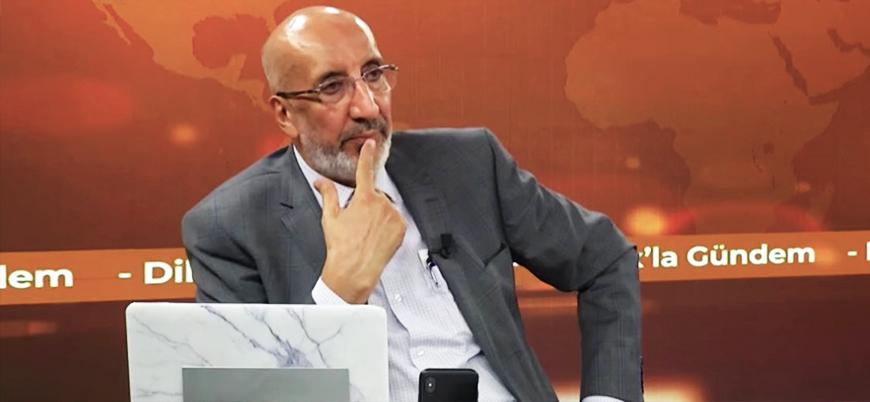 Dilipak Türkiye Gazeteciler Cemiyeti'nden ihraç edildi