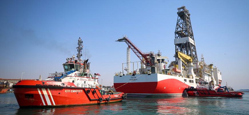 Erdoğan açıkladı: Karadeniz'de 85 milyar metreküp doğalgaz rezervi daha keşfedildi